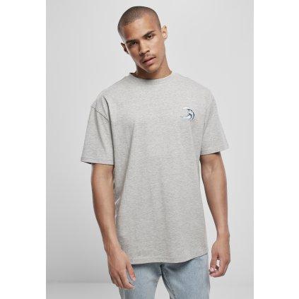 Pánske tričko  Big Wave Tee grey