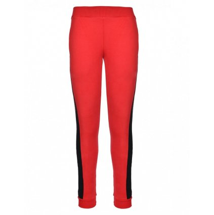 Tepláky  DOUBLE RED  Sweatpants MÉRIBEL Red