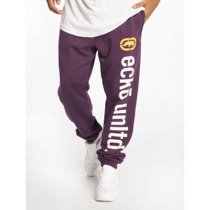 Pánske tepláky  Ecko Unltd. / Sweat Pant 2Face in purple