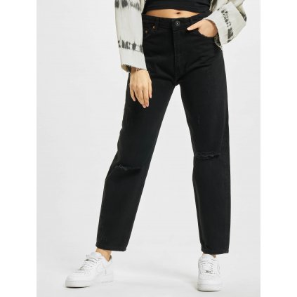 2Y / Mom Jeans Nea in black