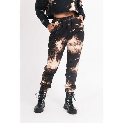 SIXTH JUNE TIE DYE LIMITED EDITION JOGGERS BLACK