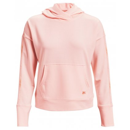 Dámska mikina Under Armour Rival Terry Taped Hoodie
