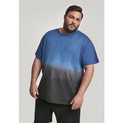 Pánske tričko  Dip Dyed Tee midnightnavy/black