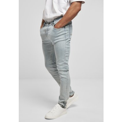 Rifle  Slim Fit Zip Jeans lighter washed