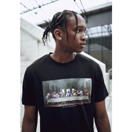 Pánske tričko  Can´t Hang With Us Tee black