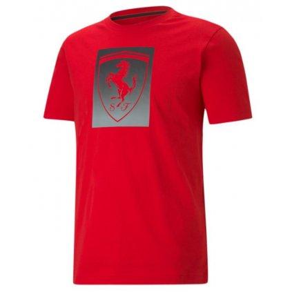 Tričko Puma Ferrari Race Big Shield Tee