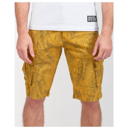 DOUBLE RED  SAN TROPE Shorts Yellow