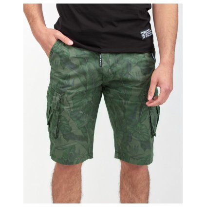 DOUBLE RED  SAN TROPE Shorts Green