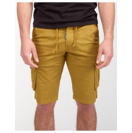 DOUBLE RED  SOLDIER BW EDITION Shorts Golden Sand