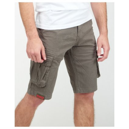DOUBLE RED  SQUERS Shorts Dark Grey