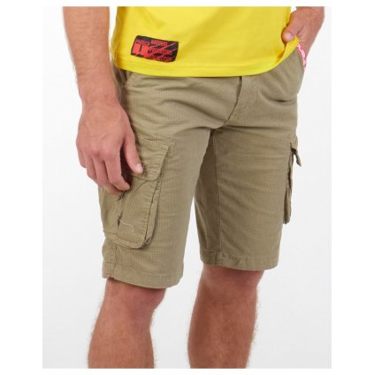 DOUBLE RED  SQUERS Shorts Desert