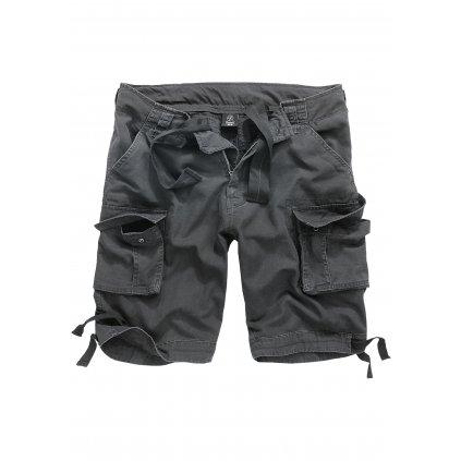 Krátke nohavice  Urban Legend Cargo Shorts charcoal