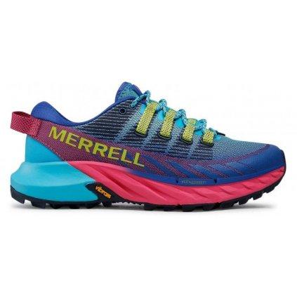 Dámske trailovej topánky Merrell Agility Peak 4