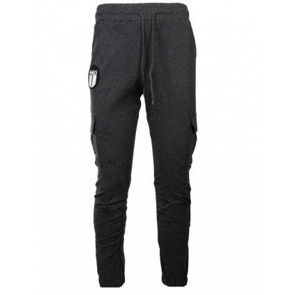 Tepláky  DOUBLE RED  Sweatpants ARMADEN Side Pocket Limited B&W™ Edition