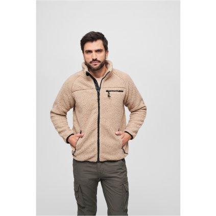 Teddyfleece Jacket camel