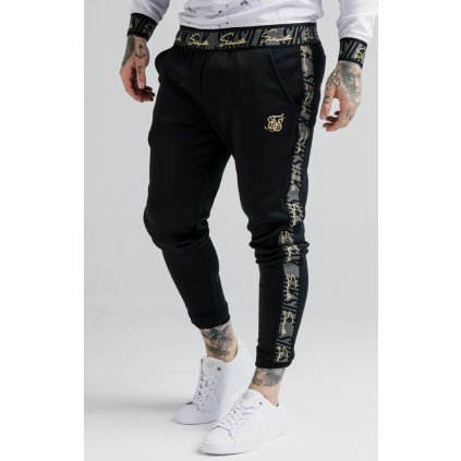 Tepláky  SIKSILK FITTED CUFFED JOGGER