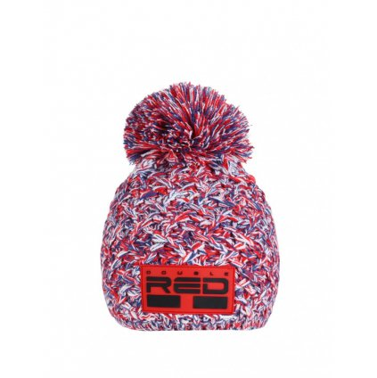 Čiapka  DOUBLE RED  TELLURIDE Blue/Red Cap