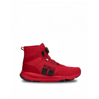 DOUBLE RED  WIRE™ Ninja Red Boots