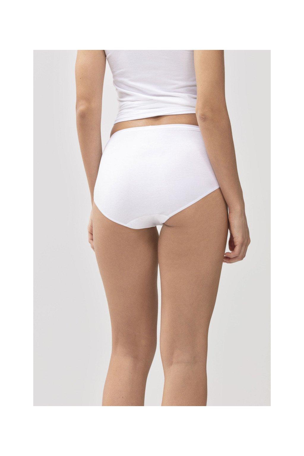 Nohavičky klasické vysoké Mey Organic 29818 x