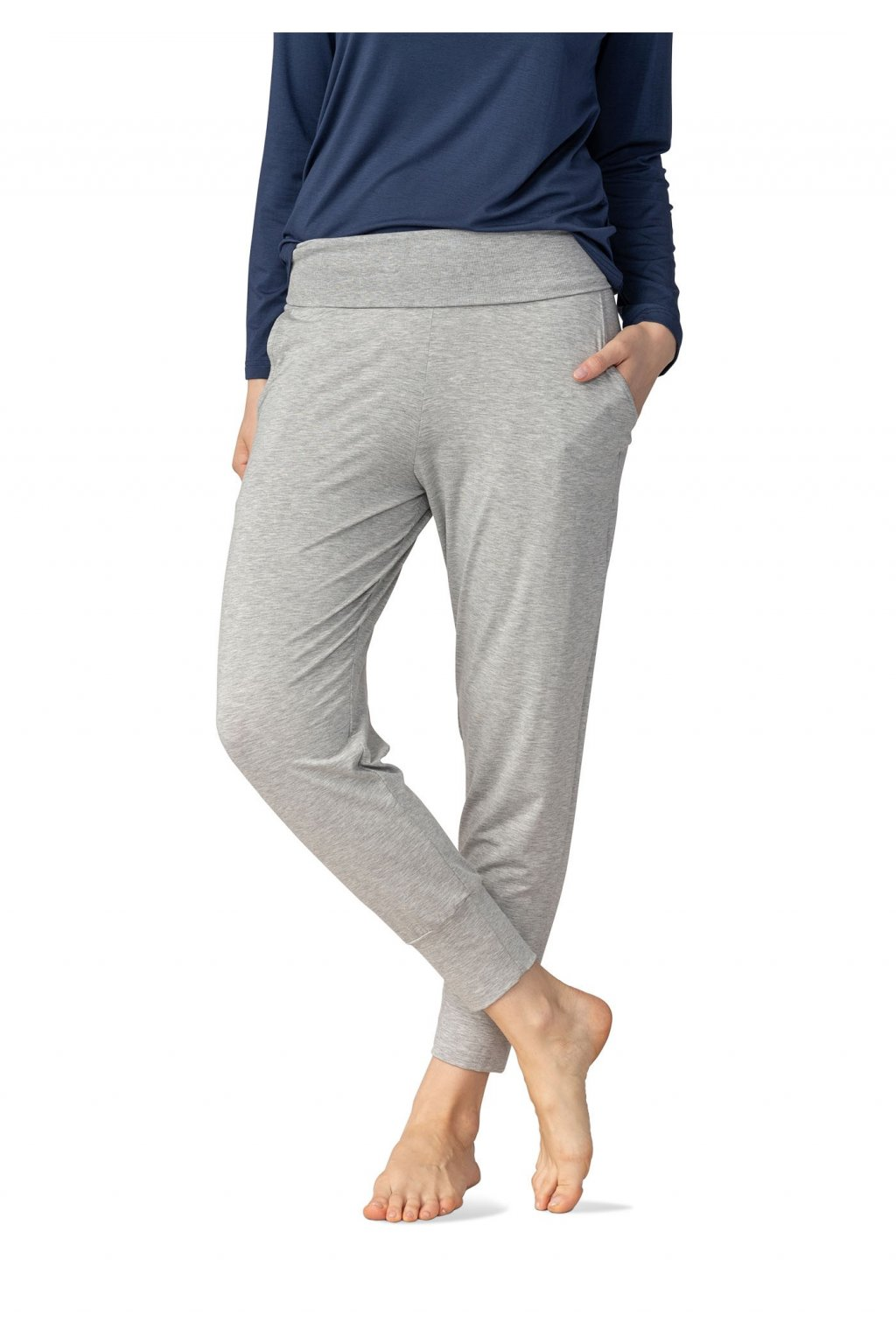Dámske pyžamové nohavice16017