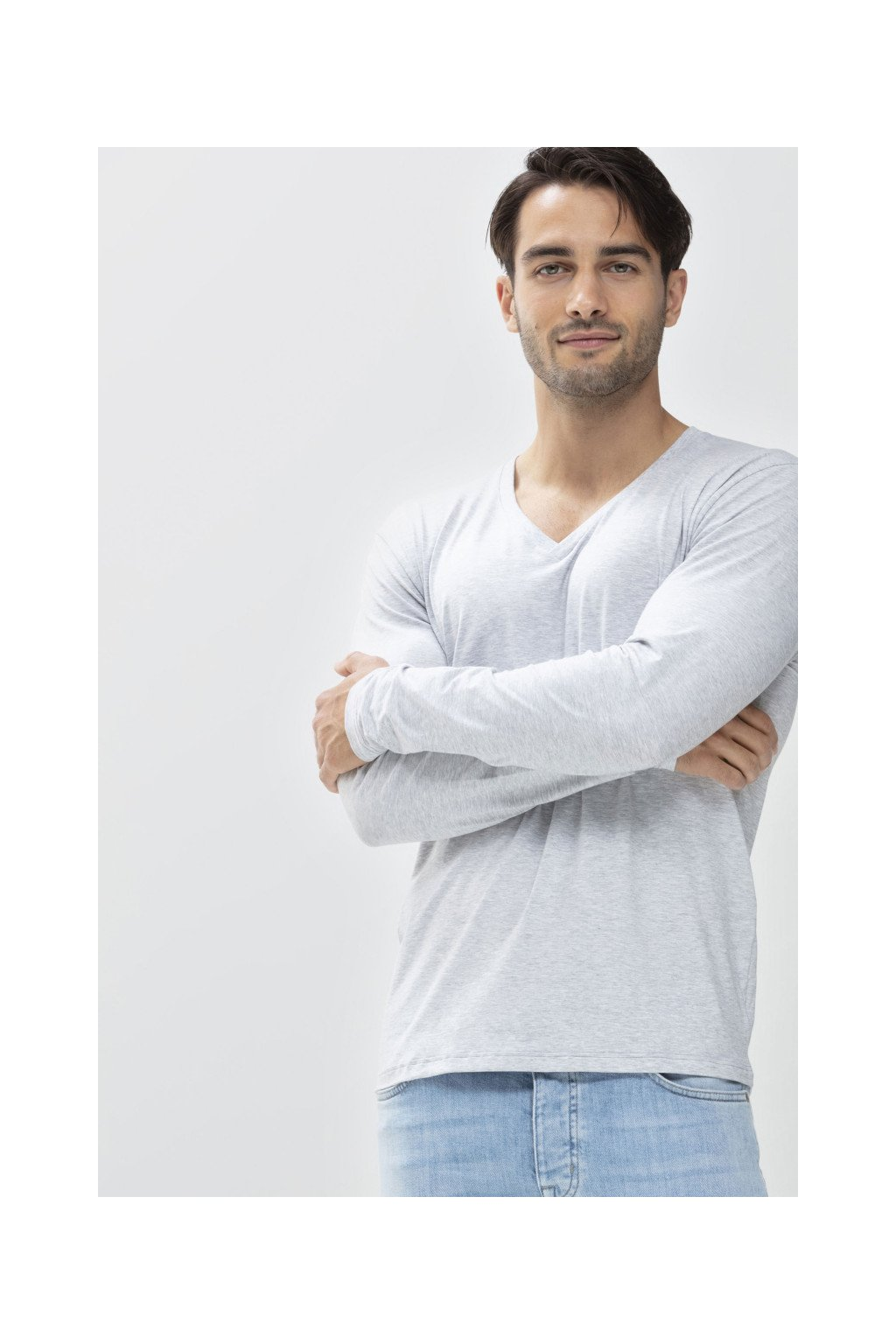 Pánske tričko Mey Dry Cotton Colour 46520