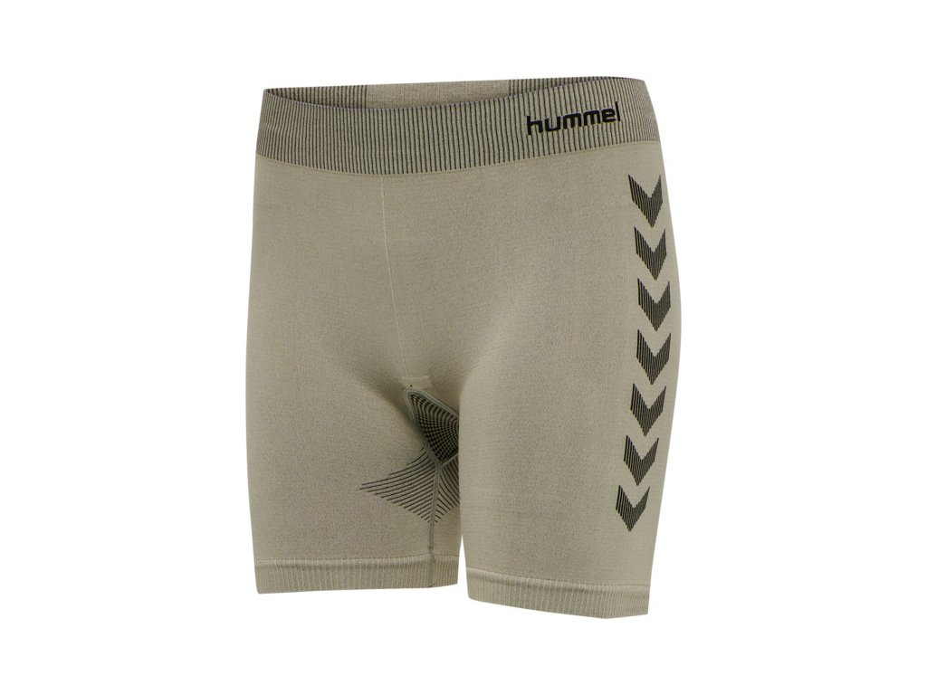 HUMMEL 212556 - Trenky hmlFIRST SEAMLESS TRAINING SHORT TIGHTS WOMEN