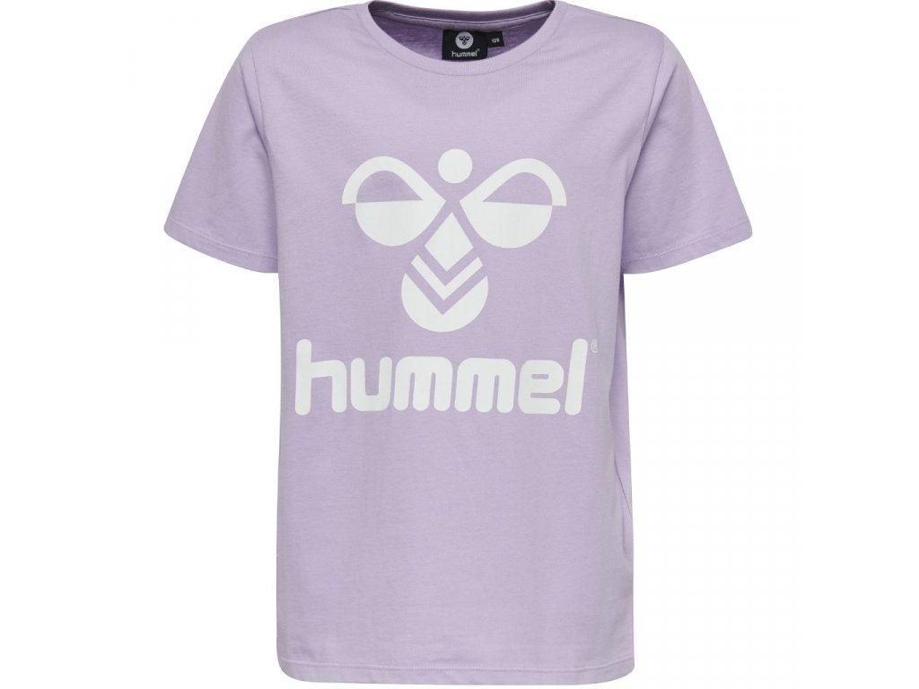 HUMMEL 204204-Triko  HMLTRES T-SHIRT S/S