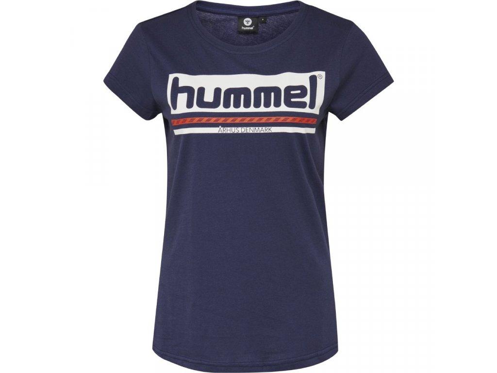 HUMMEL 204575-Triko HMLLAILA T-SHIRT S/S