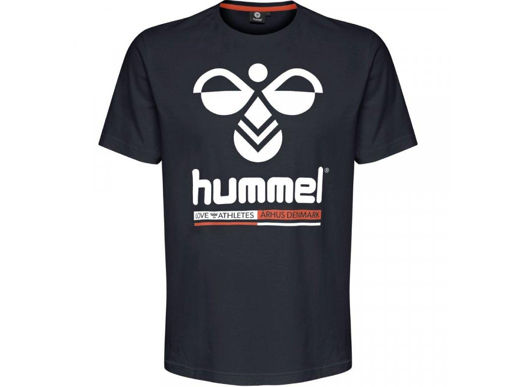 HUMMEL 204579-Triko HMLJONAS T-SHIRT S/S