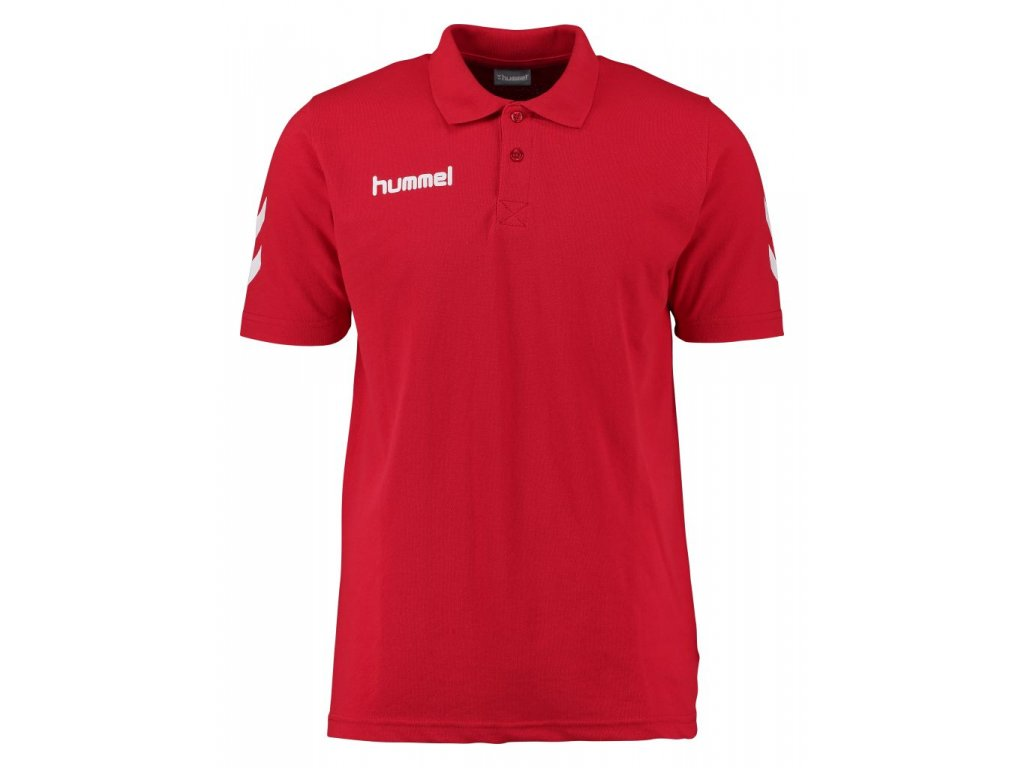 HUMMEL 002431-Polo CORE SR.