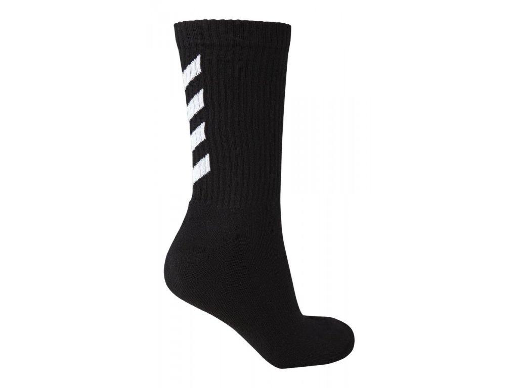HUMMEL 022140-Ponožky FUNDAMENTAL  3 páry