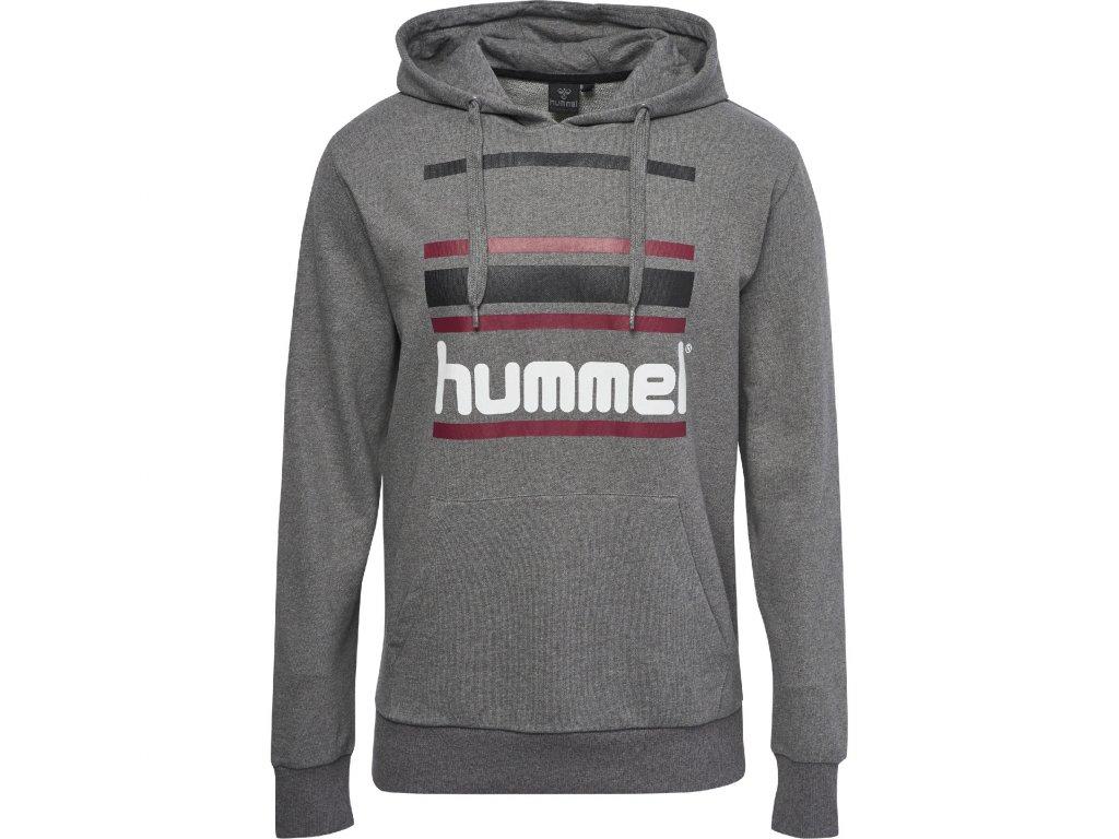HUMMEL 201655-Mikina HMLBAY HOODIE SR.