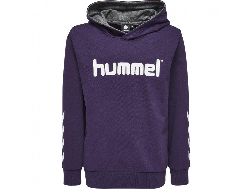 HUMMEL 201799-Mikina HMLKESS HOODIE JR.