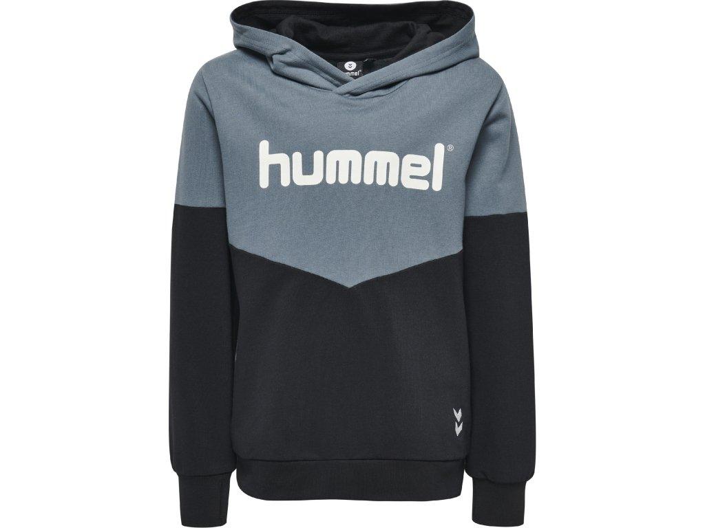 HUMMEL 201798-Mikina HMLMILO HOODIE JR.