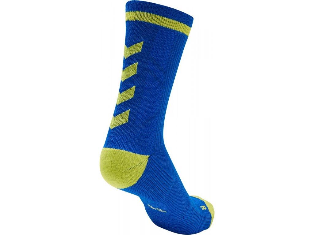 HUMMEL 204043-Ponožky ELITE INDOOR SOCK LOW