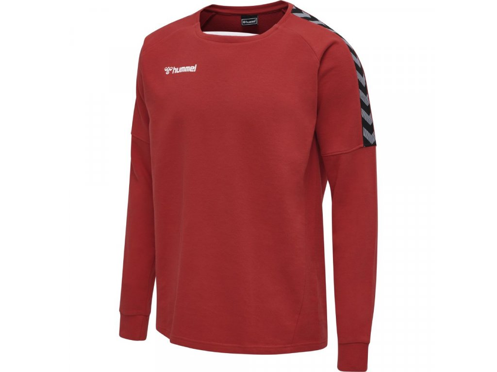 HUMMEL 205373 - Mikina hmlAUTHENTIC TRAINING SWEAT