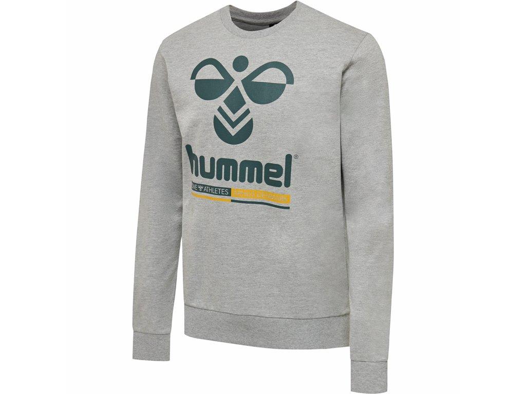 HUMMEL 205568-Mikina HMLWIN SWEATSHIRT