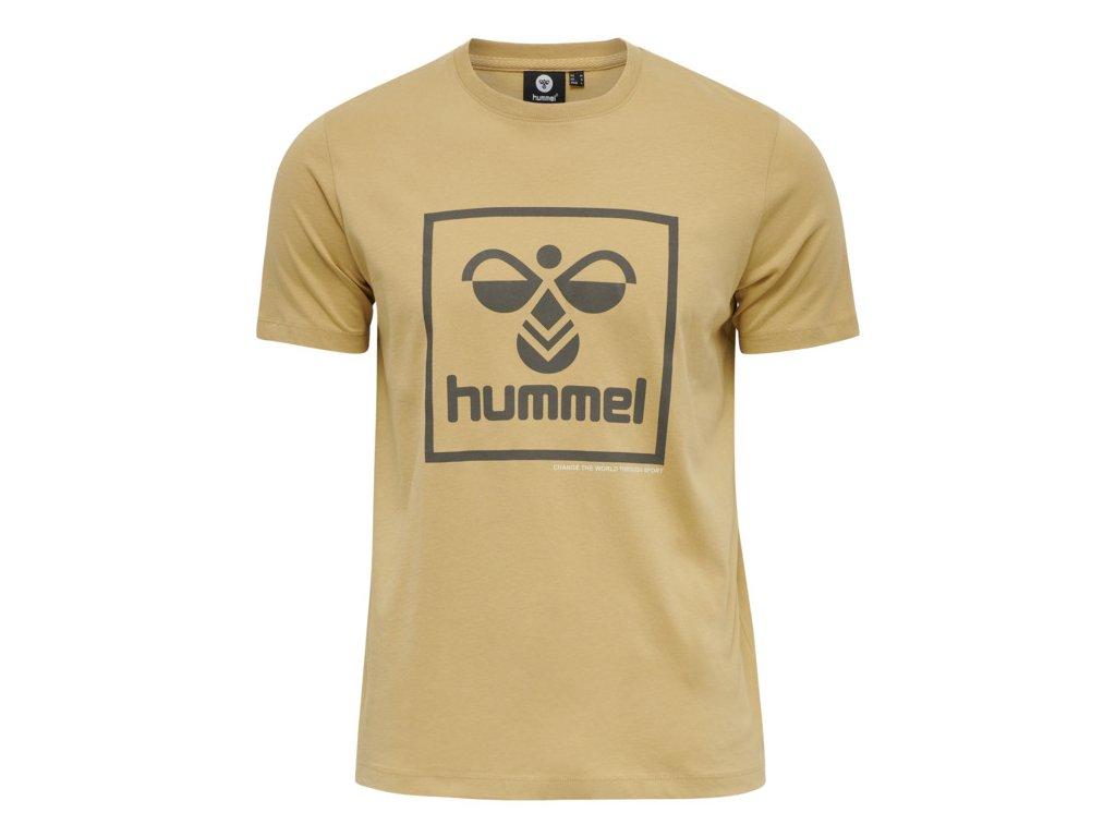 HUMMEL 208251- Triko hmlISAM T-SHIRT