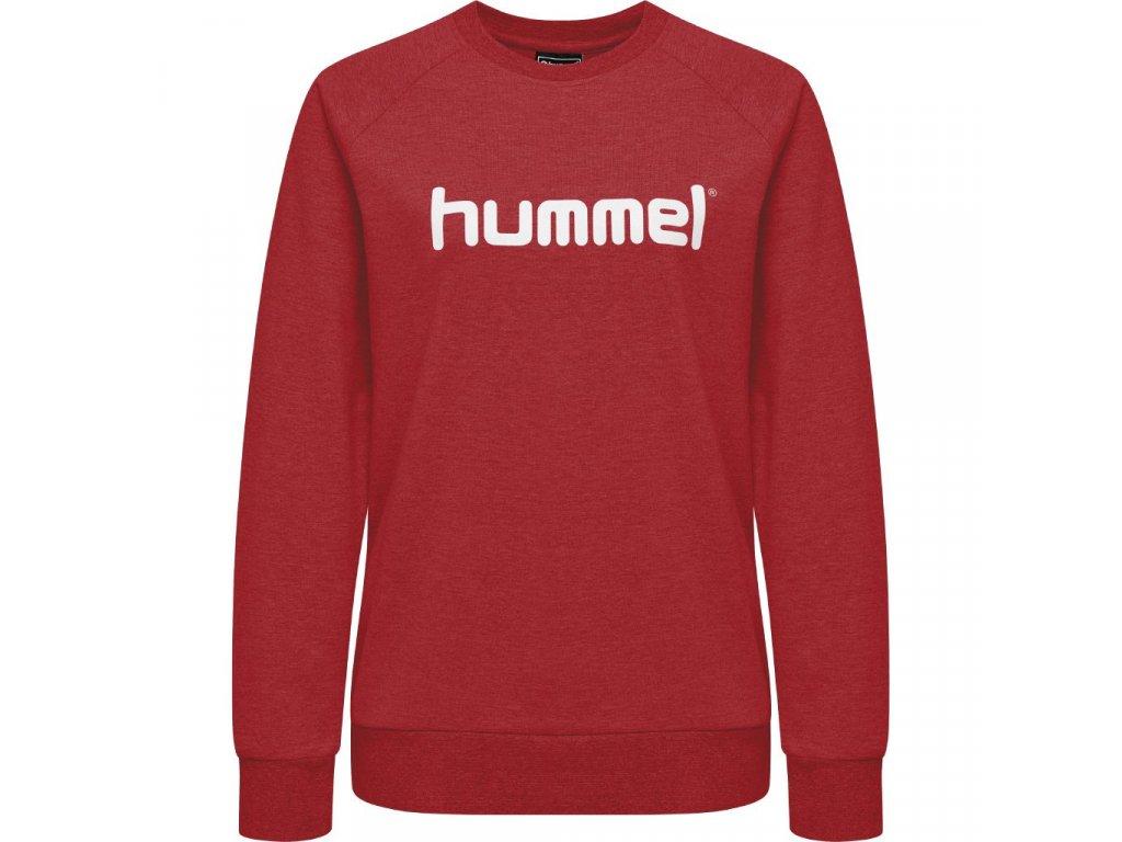 HUMMEL 503519- Souprava GO COTTON LOGO W.