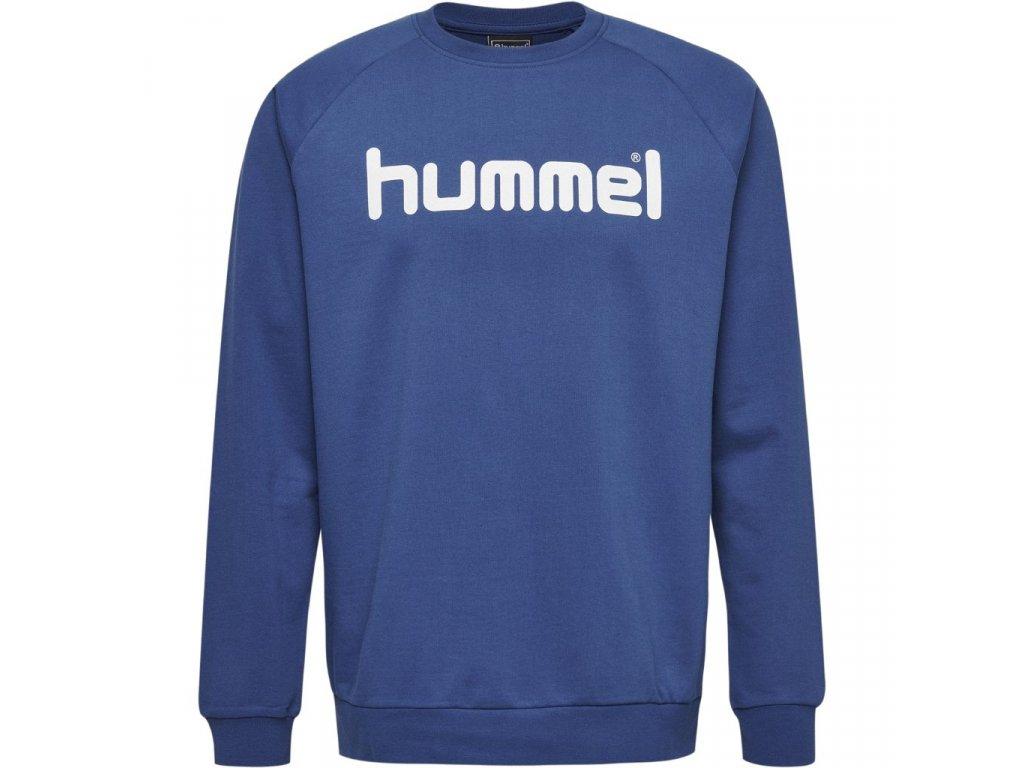 HUMMEL 503516- Souprava GO COTTON LOGO JR.