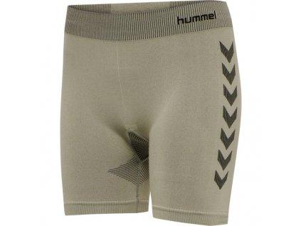 HUMMEL 212556 - Trenky hmlFIRST SEAMLESS TRAINING SHORT TIGHTS WOMEN