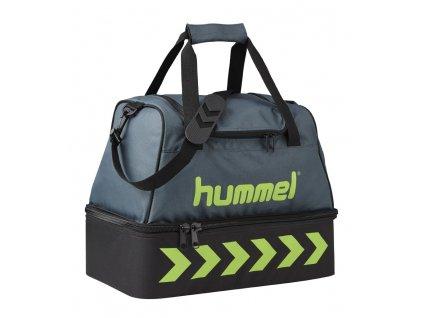 HUMMEL 040959-Taška fotbalová AUTHENTIC