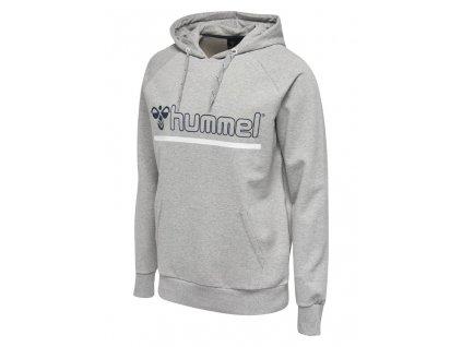 HUMMEL 200753-Mikina HMLCOMFORT HOODIE JR.