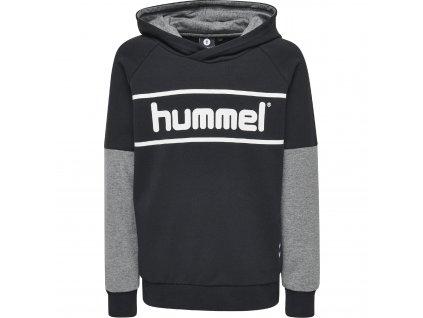 HUMMEL 201784-Mikina HMLMALI HOODIE JR.