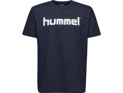 HUMMEL 203513-Triko GO COTTON LOGO SR.
