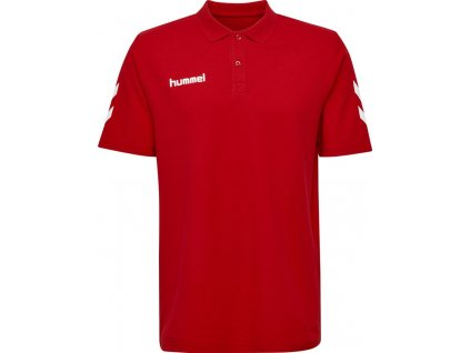 HUMMEL 203520-Polo GO COTTON SR.