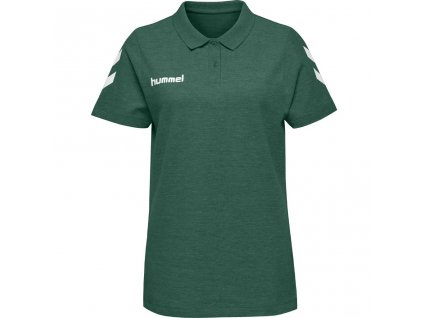 HUMMEL 203522-Polo GO COTTON W.