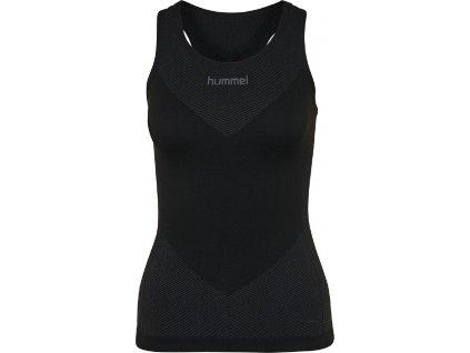 HUMMEL 202650-Top HUMMEL FIRST SEAMLESS TANK TOP WOMAN