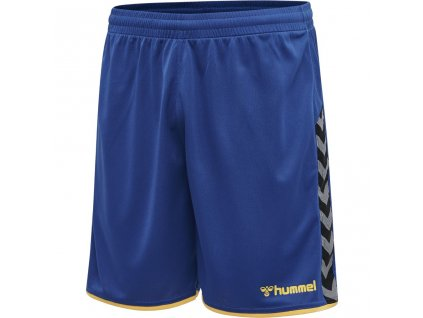 HUMMEL 204925 - Trenky hmlAUTHENTIC KIDS POLY SHORTS