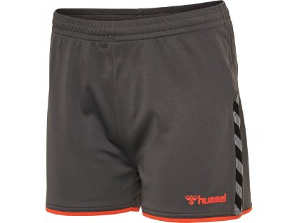HUMMEL 204926 - Trenky hmlAUTHENTIC POLY SHORTS WOMAN